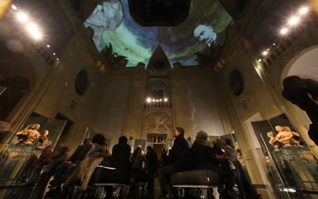 Bologna, Palazzo Pepoli: inaugurazione. Apertura al pubblico.