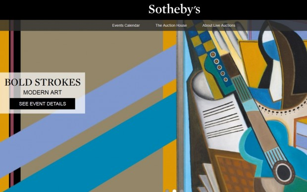 Sotheby's Live Auctions & Events eBay 2