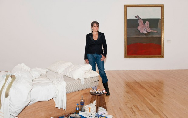 Tracey Emin, My Bed, marzo 2015