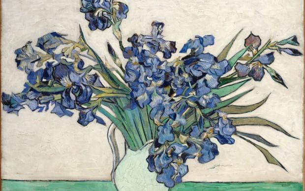 Vincent van Gogh - Iris, 1890
