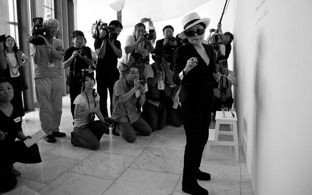 Yoko Ono My Mommy Is Beautiful