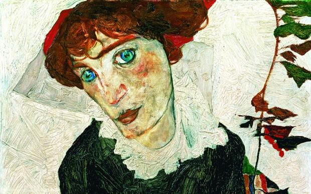 egon-schiele-ritratto-di-wally-neuzil 1912