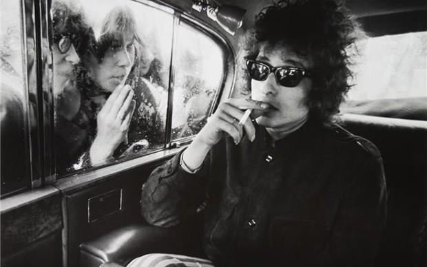 Barry Feinstein, Bob Dylan, 1966 © Barry Feinstein Photography Inc. 2019