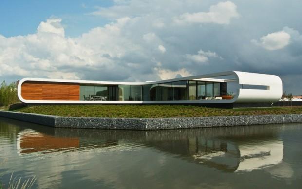 villa new water olanda