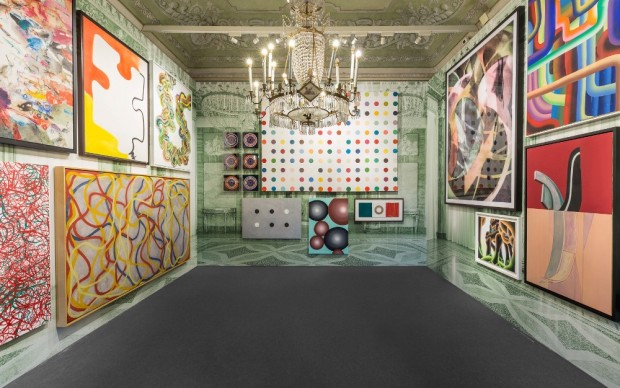 Don't Shoot the Painter, USB Art Collection in mostra alla GAM di Milano