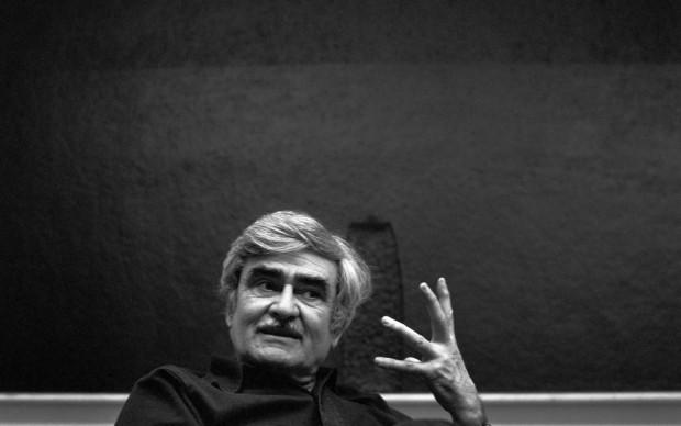 Alberto Burri, Case Nove di Morra, 1978, foto Aurelio Amendola