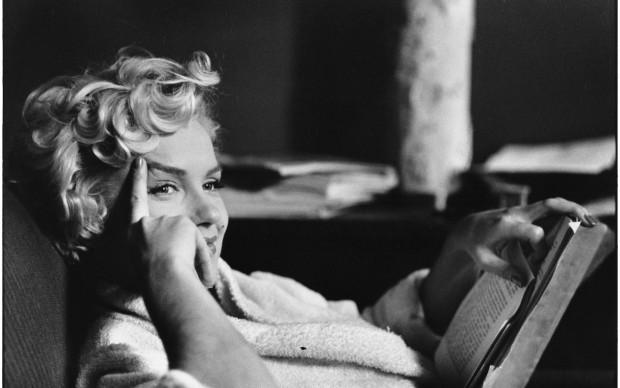 Elliott Erwitt, ritratto di MarilynMonroe, 1956