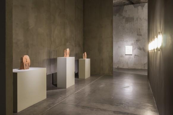 Opere di Francesco Barocco nella mostra Codice Italia - Padiglione Italia della Biennale d'Arte di Venezia 2015