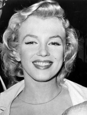 Marilyn Monroe nel 1956
