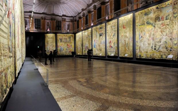Il-Principe-dei-sogni-mostra-Palazzo-Reale-Milano-2015 arazzi Bronzino Pontormo Francesco Salviati