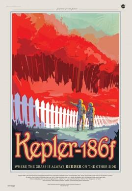 PlanetQuest, Kepler 186f. Courtesy NASA/JPL-Caltech