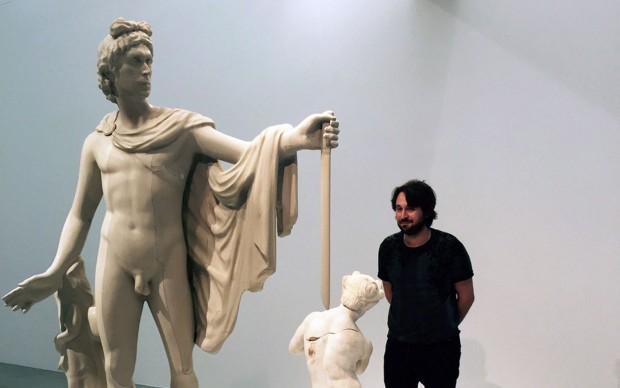 Le-Metamorfosi-di-Francesco-Vezzoli-Galleria-Franco-Noero-Torino-Francesco-vezzoli