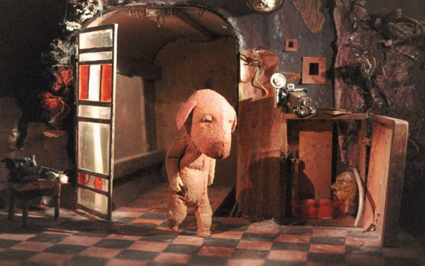 Linden Tar cortometraggio animazione stop-motion