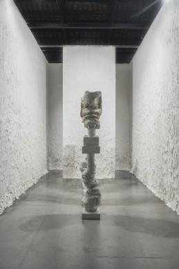 L'opera di Luca Monterastelli nella mostra Codice Italia - Padiglione Italia della Biennale d'Arte di Venezia 2015