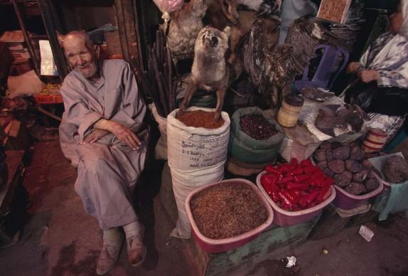 RICHARD T. NOWITZ/National Geographic: Il Cairo, Egitto