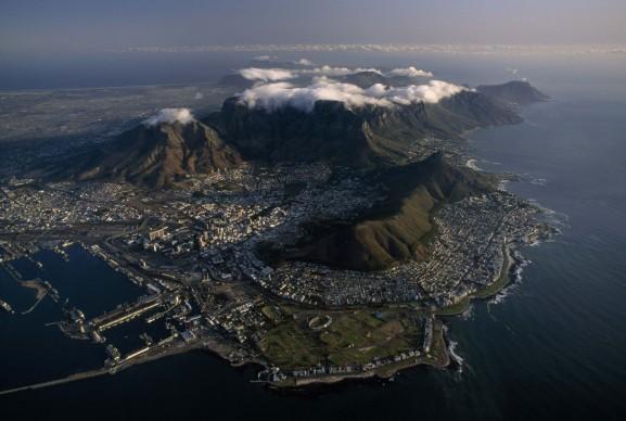 JAMES L. STANFIELD/National Geographic: Città del Capo, Sudafrica