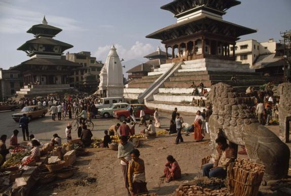 AUTORE SCONOSCIUTO: Kathmandu, Nepal