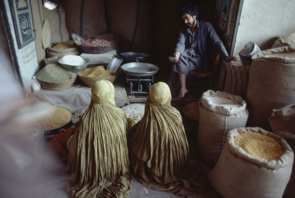 STEVE RAYMER/National Geographic: Kabul, Afghanistan