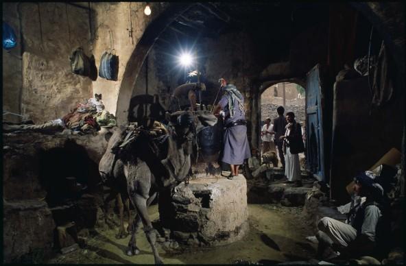 JAMES L. STANFIELD/National Geographic: Sana'a, Yemen