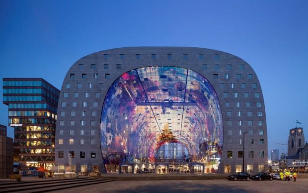 MarktHal, Rotterdam, 2014 © Daria Scagliola & Stijn Brakkee © Ossip van Duivenbode