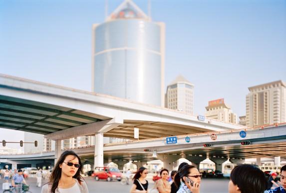 Beijing,  China, 2001. Da 'NotSoFarEast 2001' © Olivo Barbieri