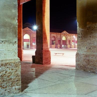 Lugo - Ravenna, 1982. Da 'Olivo Barbieri 1983' e 'Viaggio in Italia 1984' © Olivo Barbieri