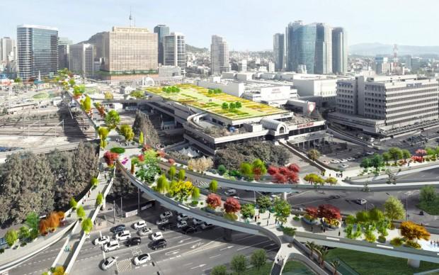 MVRDV Seoul Skygarden