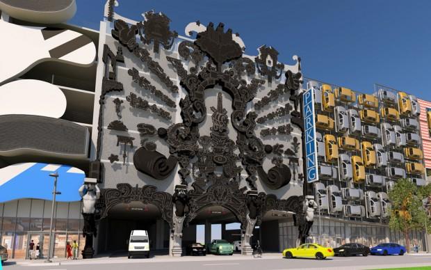 Miami Museum_Garage_Nicolas Buffe