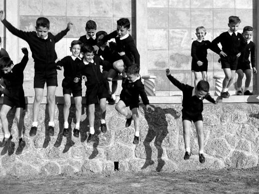 Nino Migliori, Da 'Gente dell'Emilia', 1957