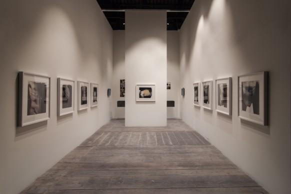 Le opere di Paolo Gioli nella mostra Codice Italia - Padiglione Italia della Biennale d'Arte di Venezia 2015