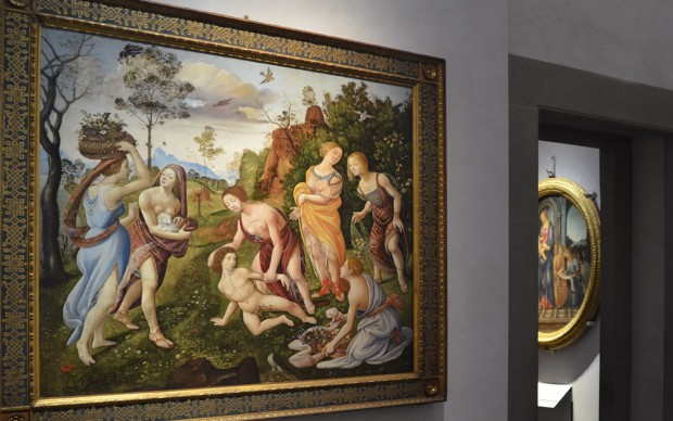 Piero-di-Cosimo-Uffizi