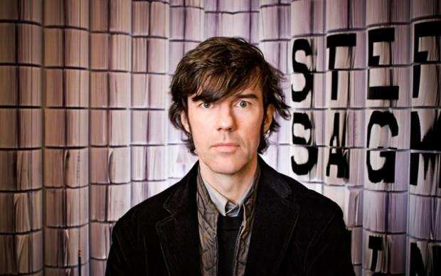 Stefan Sagmeister graphic designer