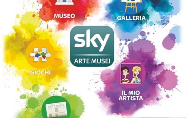 app Sky Arte Musei