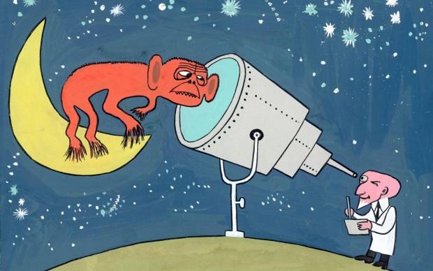 vignetta di Ugo Guarino