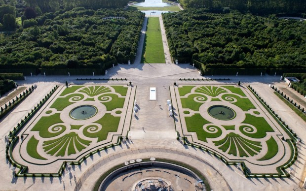 Versailles, France, Toucan Wings