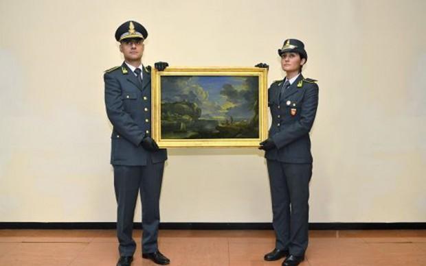 dipinto rubato nazisti museo breslavia polonia