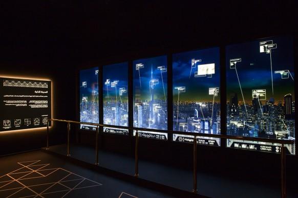 Studio Tellart, Museum of Future Government Services, Dubai 2014