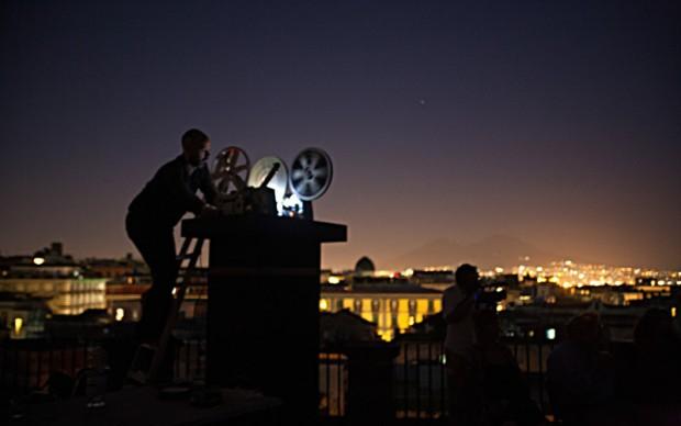 indipendent film show napoli
