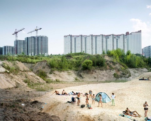 Alexander Gronsky, Pastoral, Suburbs of Moscow - Russia, 2008-2012