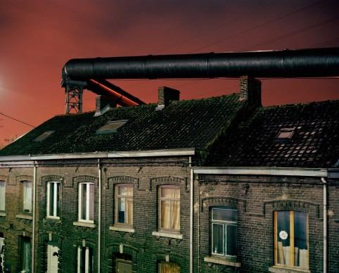Giovanni Troilo, La Ville Noire - The Dark Heart of Europe