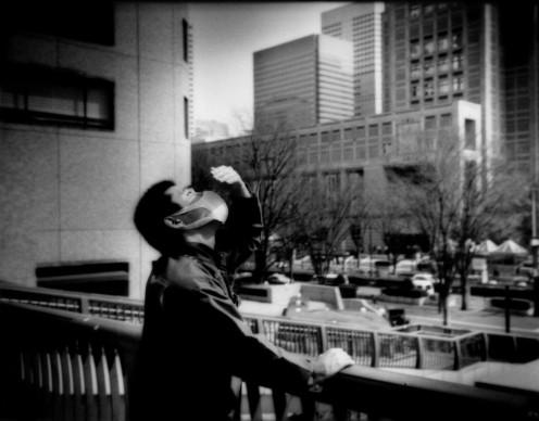 James Whitlow Delano, Japan