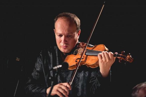 Francesco Manara, violinista dei Cameristi della Scala © Antinori