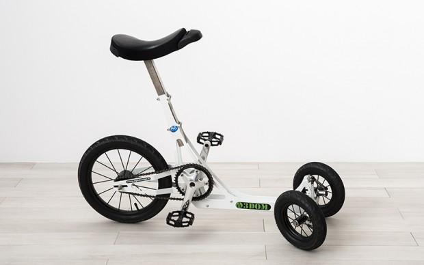 3DOM mezzo di trasporto made in italy