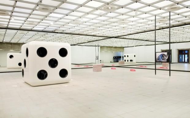 Carsten Höller - Decision at Hayward Gallery at Southbank Centre, Londra 2015