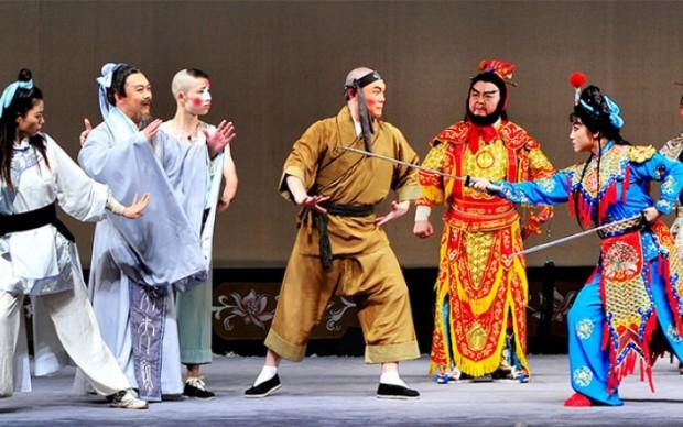 Confucius Disciples - Shanghai Theatre Academy a Piccolo Teatro Milano