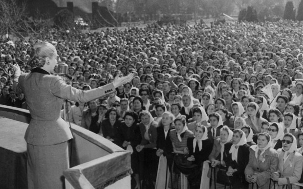 Eva Evita Peron, 1951