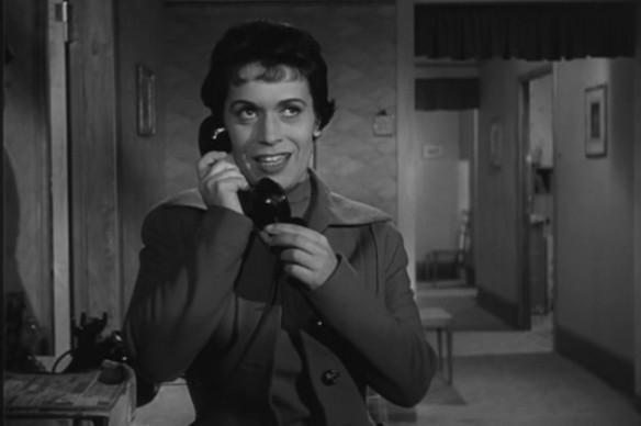 Franca Valeri nel film 'Il segno di Venere', regia di Dino Risi, 1955