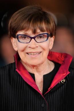 Franca Valeri alla premiere di 'Franca La Prima' a Roma, ottobre 2011 (Photo by Gareth Cattermole/Getty Images)