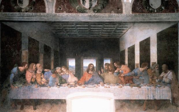 Leonardo da Vinci Ultima Cena Santa Maria delle Grazie Milano