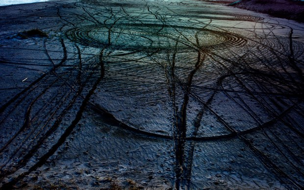 Lieko Shiga, Rasen kaigan (Spiral Shore), 46, 2011, from the series Rasen kaigan (Spiral Shore), 2011. Photograph, digital print. © Lieko Shiga